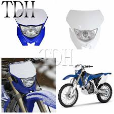 Enduro Lights Motorcycle Supermoto Headlight Motocross Enduro Dirt Bike