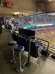 Scotiabank Arena Section Molson Home Of Toronto Maple
