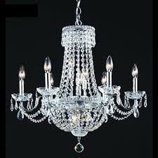james r moder 40660s22 imperial 12 light crystal chandelier in silver with imperial crystal clear