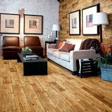 wood effect living room