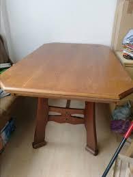 Esszimmertisch Tisch Aus Massivem Holz