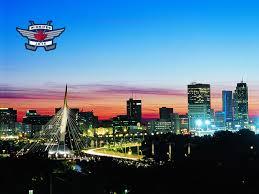 Winnipeg Jets Skyline with New Logo ...