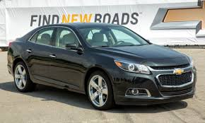 2014 Malibu Changes, Updates, New Features | GM Authority