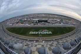 2017 Daytona 500 Daytona Speedway Renovation