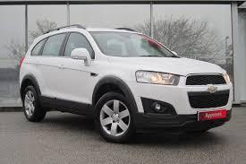 Used Chevrolet Captiva LT for Sale | Motors.co.uk