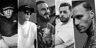Deutschrap Charts Top 5 Known Rappers Germany Fiv Magazine Fashion
