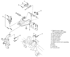 2001 ford f150 4x4 front suspension diagram luxury repair guides front suspension upper control arms