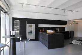 black and white kitchen rug grey concrete l shaped outdoor kitchen brown laminate teak wood flooring