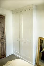 ... FItted wardrobes in alcoves