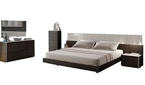Laquer furniture Navy Blue Image Unavailable Amazoncom Amazoncom Jm Furniture Porto Light Grey Lacquer With Wenge Veneer
