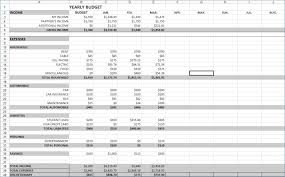Business Budget Template - Religionlynks.com