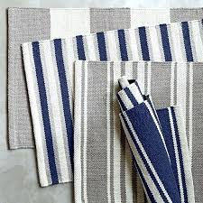 roll over image to zoom woven kitchen rug red rugs riviera stripe