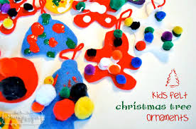 Easy Felt Christmas Tree Ornaments Pack  So Sew EasyFelt Christmas Crafts