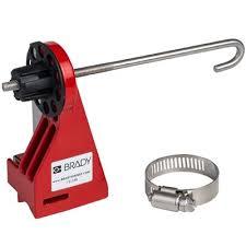 ball valve lockout. perma-mount® ball valve lockout