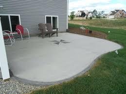 poured concrete patio ideas gorgeous simple concrete patio design ideas simple concrete patio designs poured concrete poured concrete patio
