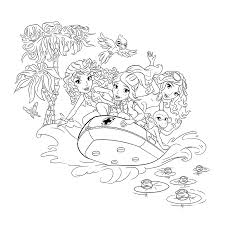 Coloring Pages Lego Friends Coloringpw
