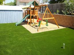 small backyard playsets kid