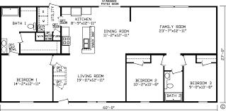 Floor Plans  Northland Manufactured Home Sales IncFamily Room Floor Plan