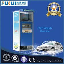 Car Wash Vending Machine Best China High Quality Coin Operated Car Washing Vending Machine China