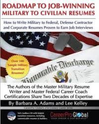 Resume Writing For Veterans Resume Writing Book
