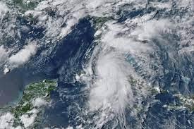 Tropical Storm Elsa crosses west Cuba ...