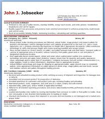 Warehouse Resume Examples Beauteous Warehouse Resume Samples Musiccityspiritsandcocktail