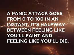 Panic Attack Quotes Stunning Quotes About Panic Attacks 48 Quotes