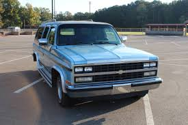 Chevy and GMC Suburban U.S. Conversion Packages