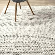 hand woven wool rugs fresh mercury row chunky off white south africa indian rug hand woven