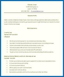 Internship Objective Resume Best Of Resume For Internship No Experience Resume Objective For High School