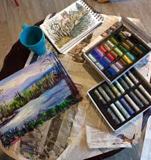 observational drawing and painting course