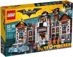 Đồ chơi LEGO Batman Movie Bệnh Viện Thần Kinh Arkham Asylum 70912 (1628  Mảnh), Giá tháng 9/2020