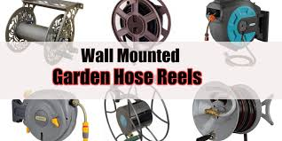top rated wall mounted garden hose reels reviews