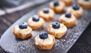 Znalezione obrazy dla zapytania Tartlets pastry