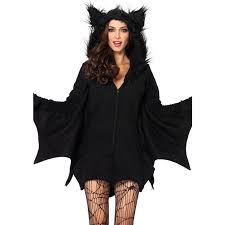 Cozy Wings Size Chart Leg Avenue Cozy Bat Wings Plush Furry Goth Adult Womens Halloween Costume 85311