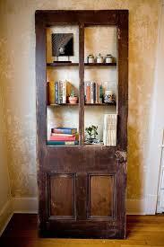 inspiring repurposed and reused door ideas