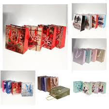 dels about 12pcs gift bags wedding lace bag packaging xmas paper bags bulk