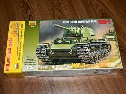 """Обзор на <b>Сборная модель Zvezda</b> 3539П """"<b>Советский</b> танк """""""