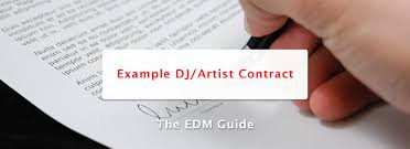 Free contract templates prepared by lawyers. Dj Artist Contract Template The Edm Guide