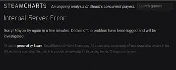 Steam Charts Soul Calibur Steamcharts Is Crashing When Trying To Look At The