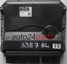 ECU ENGINE CONTROLLER TOYOTA RAV4 2.0 D4 89661-42D40, 8966142040 ...