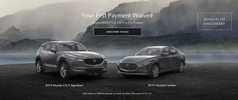new mazda lease and finance specials near minnetonka mn