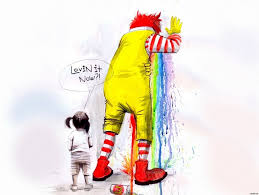 Cool Art Us 16 99 Lovin It Now Ronald Mcdonald Cool Art Huge Print Poster Txhome D3077 In Wall Stickers From Home Garden On Aliexpress Com Alibaba Group