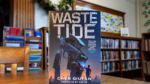 waste tide is a chilling sci fi novel about class war and trash in near future china the verge
