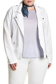 Nordstrom Rack Plus Size Coats NICZOE Linen Blend Biker Jacket Plus Size Nordstrom Rack 61