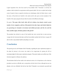 example of essay speech rhetorical analysis essay example