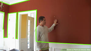 interior wall paintHow to Paint an Interior Wall 13 Steps with Pictures  wikiHow