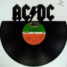 recycled vinyl record acdc wall art on wall art vinyl records with top 14 most creative uses for old vinyl records vinyl records wall