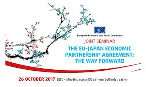 The Eu-Japan Economic Partnership Agreement: The Way Forward ...
