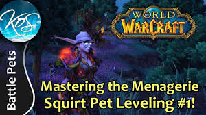 Wow Pet Battle Chart World Of Warcraft Squirt Pet Leveling Strat 1 Wow Battle Pet Strategy Wod Draenor